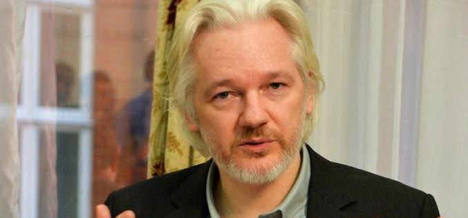 """Assange: a UN committee wants the end of his """"arbitrary detention"""""""
