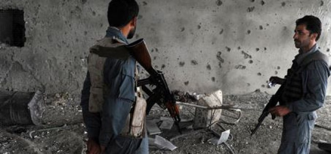 Afghan casualties hit record high 11,000 in 2015  (UN)