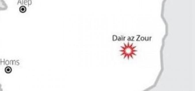 Syria: UN humanitarian aid to Dair az Zour