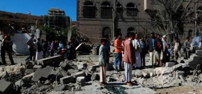 Yemen: 30 people killed in an air raid of the Saudi regime