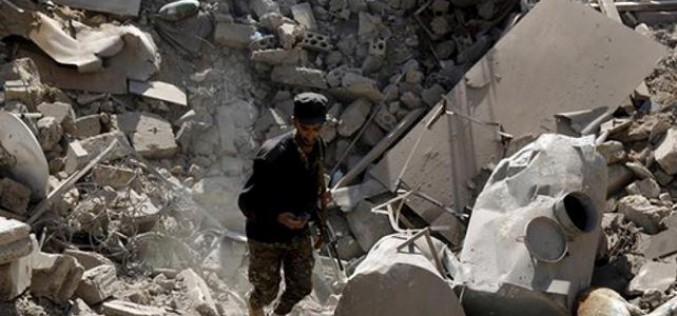 Saudi Army Used US Bomb in Yemen Market Strike (HRW)