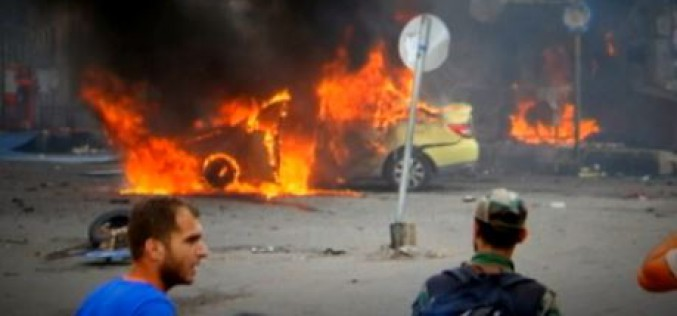 Syria: nearly 150 dead in waves of attacks against the Syrian government