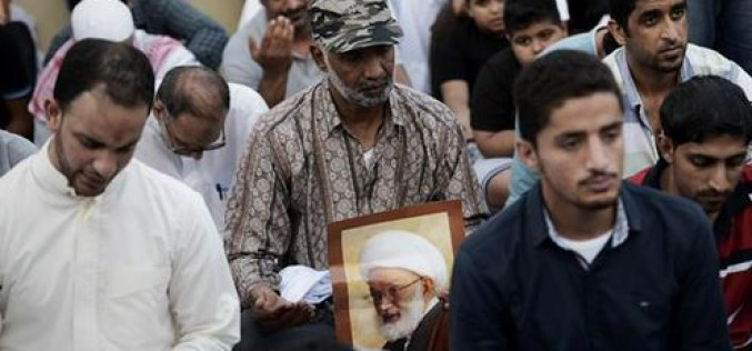 Bahrain: regime forces attack supporters of top Shia cleric