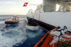 Libya : 10 women migrants die and 107 rescued by Italian coast guard