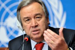 New UN Secretary-General calls for 2017 to be a year for peace
