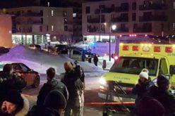 Terrorist attack in Canada: At least 6 dead in a attack on mosque