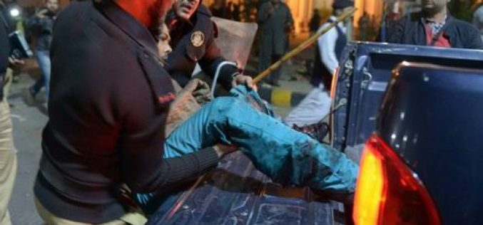 Pakistan: more than 13 dead in an attack in Lahore