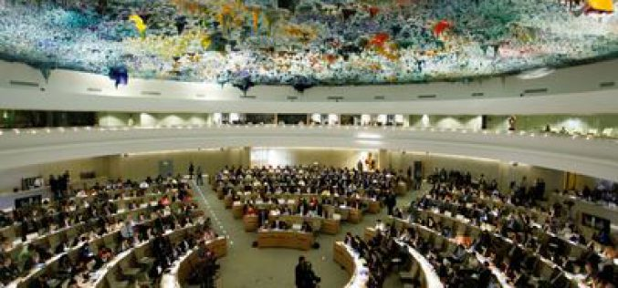 Human rights situation in Nigeria -Human Rights Council, Thirty fifth session