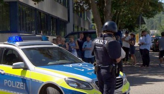 Germany: Two dead and four wounded in a shootout near a discotheque