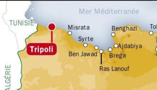 Libya: Two women and two girls killed in Tripoli beach by artillery fire