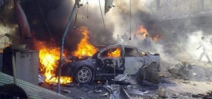 Syria: Dozens killed and injured in a car bomb