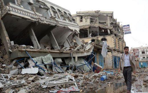 Yemen: UN denounces suspected air strikes on civilians