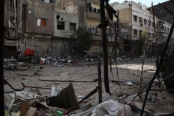 Civilians in embattled Yarmouk facing 'starvation and dehydration'  (UN agency warns)