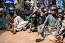 """""""The lives and futures of more than three million displaced children are at risk in the DRC as the world looks the other way,"""" UNICEF warned"""